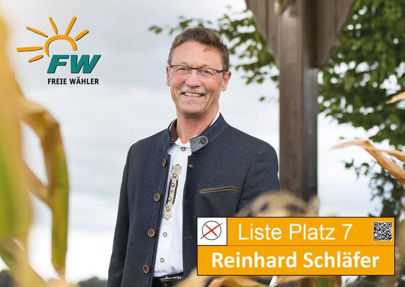 Reinhard Schläfer
