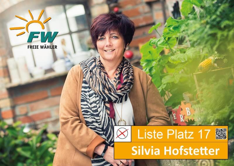 Silvia Hofstetter